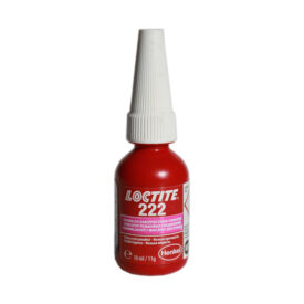 Klej do gwintów loctite 222 10ml