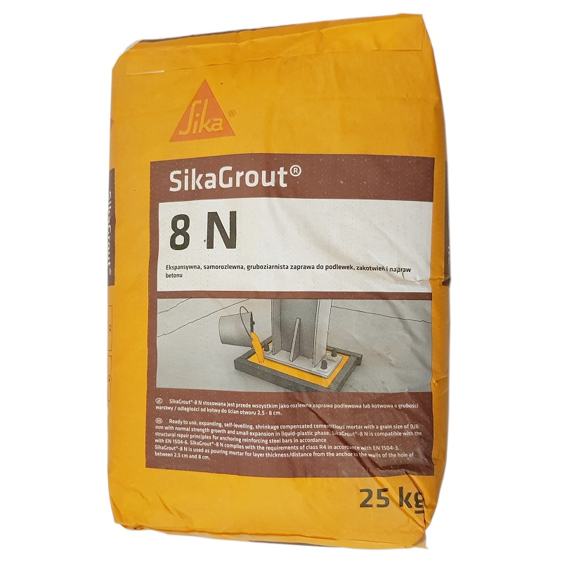 sikagrout-8n