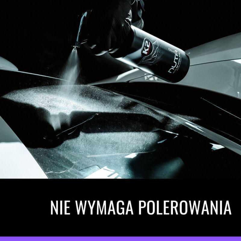 czyszczenie szyb samochodowych