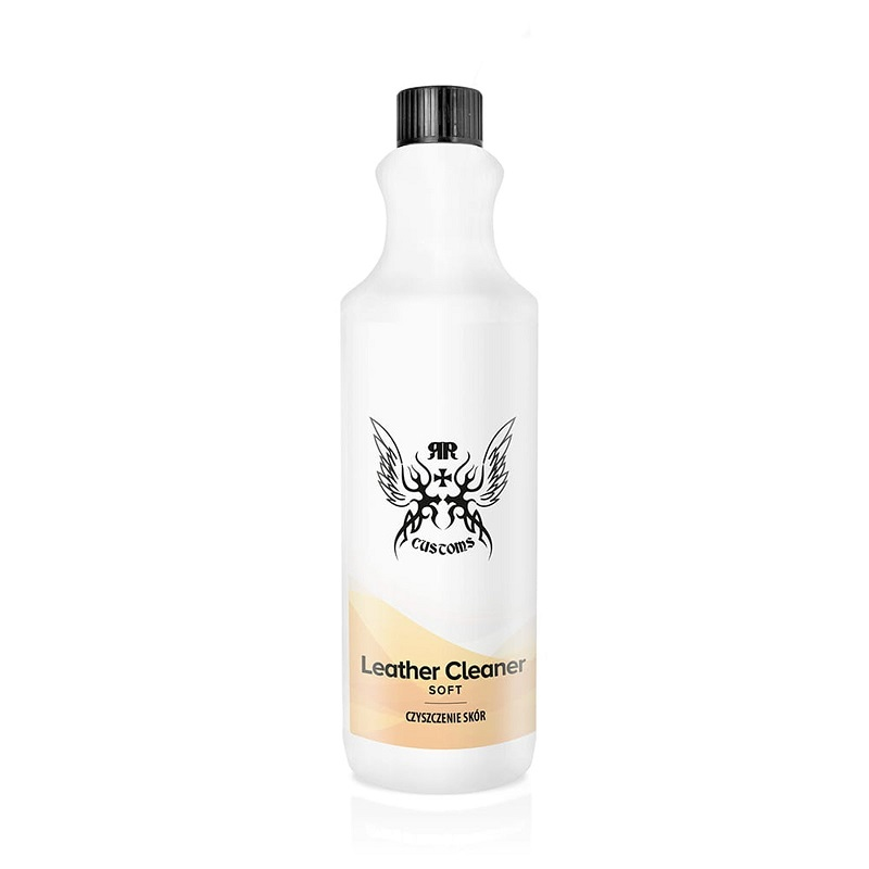 rr customs rrc leather cleaner soft
