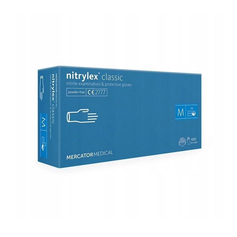nitrylex rekawiczki nitrylowe