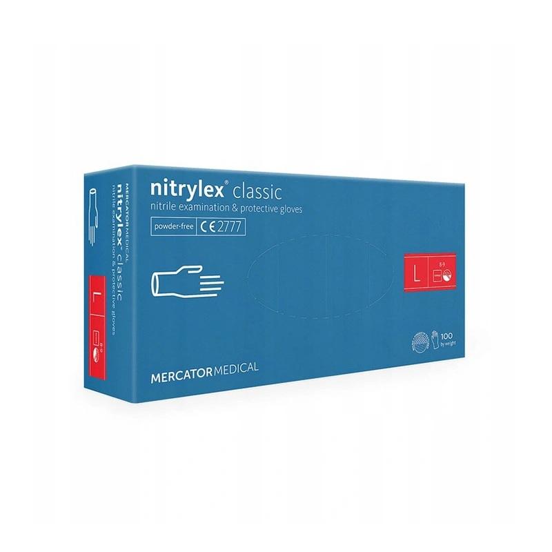 nitrylex nitrylowe rekawiczki