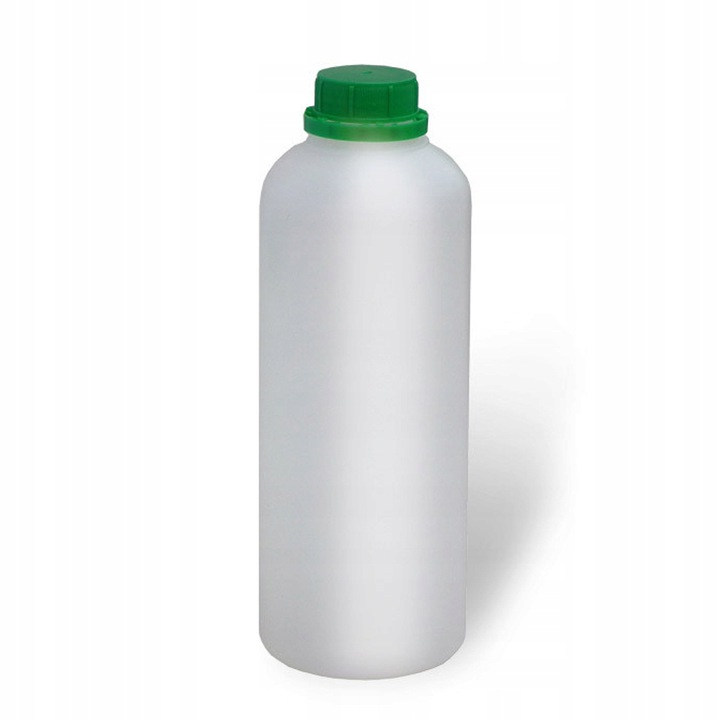 plastikowa buetlka z podzialka