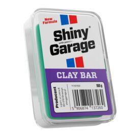 shiny garage clay bar glinka do lakieru