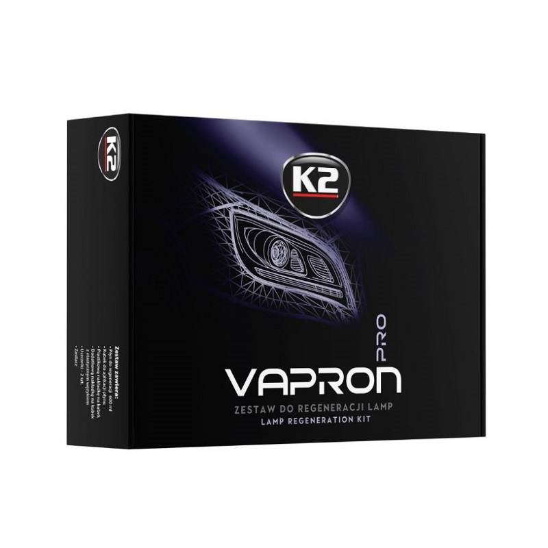 k2 vapron pro