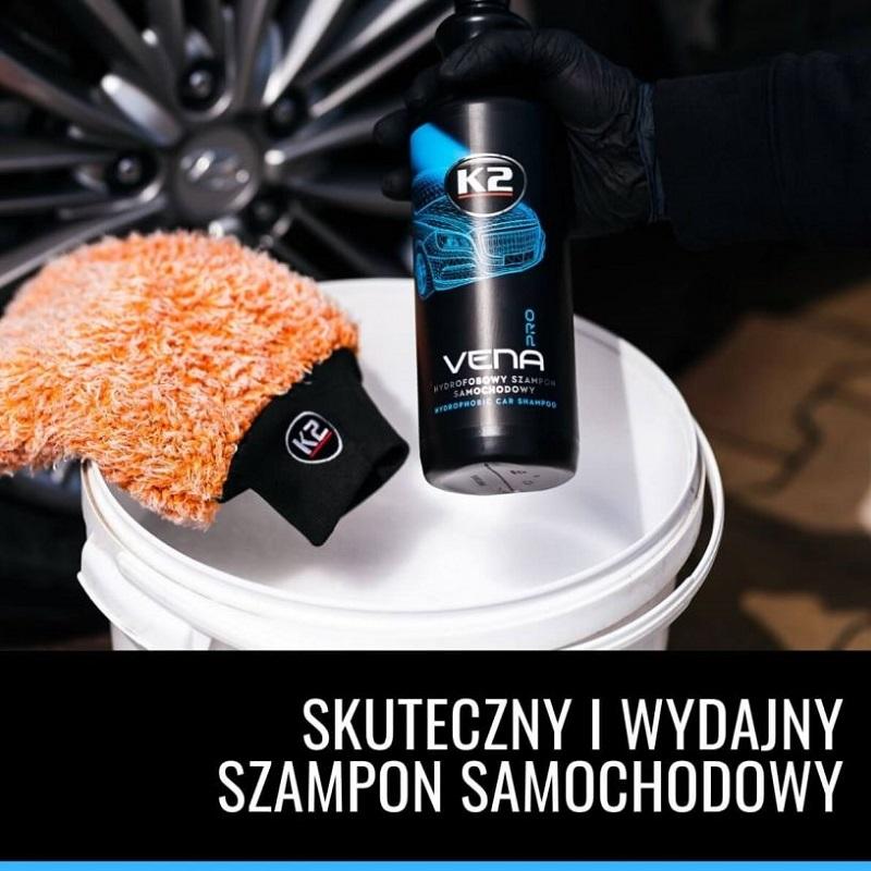 szampon samochodowy k2