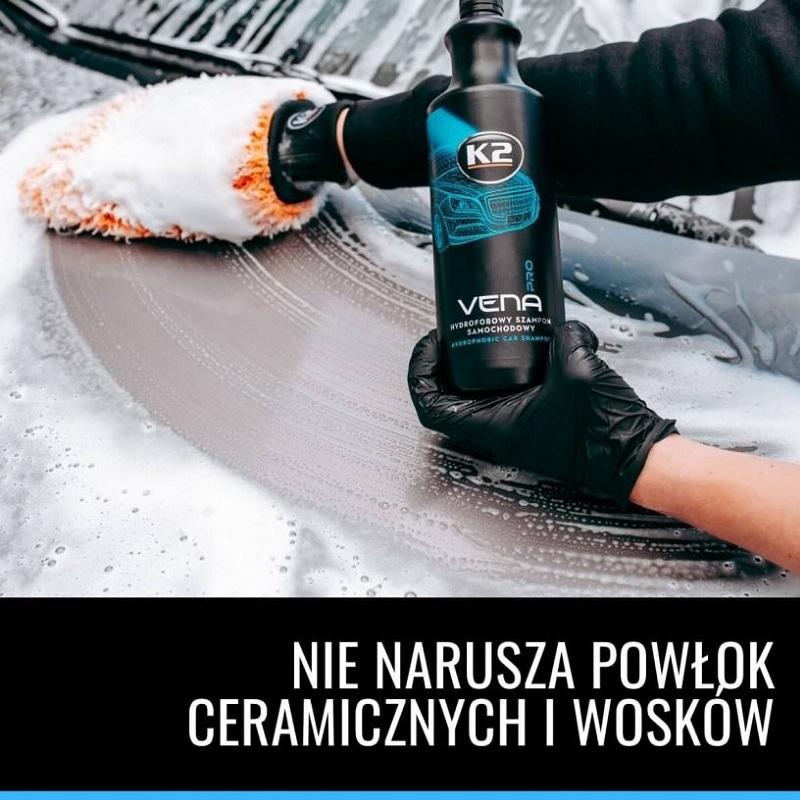 k2 vena pro hydrofobowy szampon