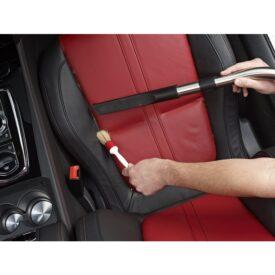 czyszczenie skóry samochodowej