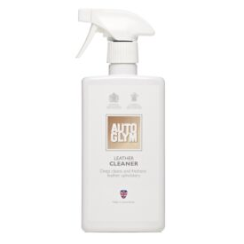 auto glym leather cleaner