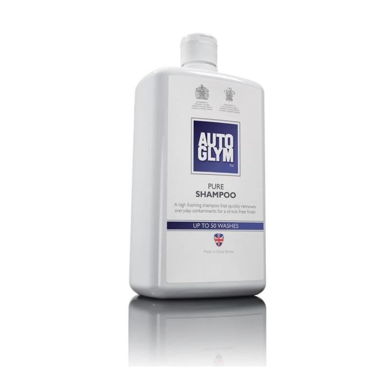 auto glym pure shampoo